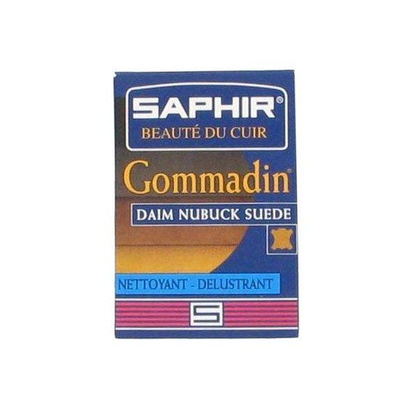 Gomme à daim Saphir