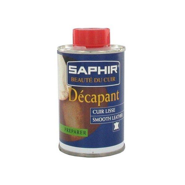 Décapant Saphir cuir lisse 100 ml
