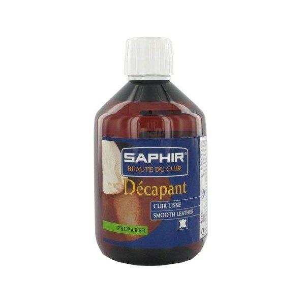 Décapant Saphir cuir lisse 500 ml