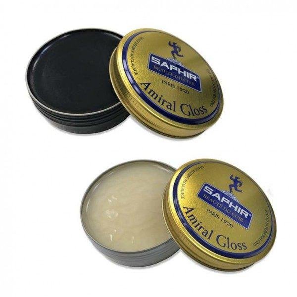 Cirage pâte Amiral gloss Saphir 50ml
