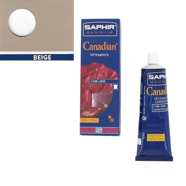 Cirage canadian Saphir 75 ml Beige