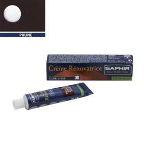 Crème rénovatrice Saphir 25 ml prune