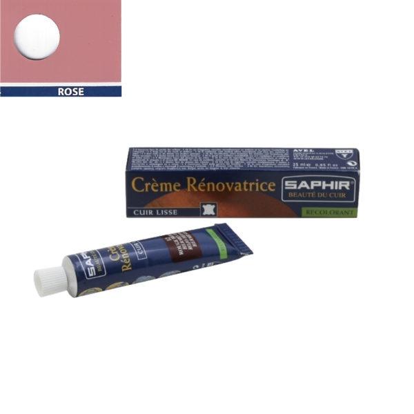 Crème rénovatrice Saphir 25 ml rose