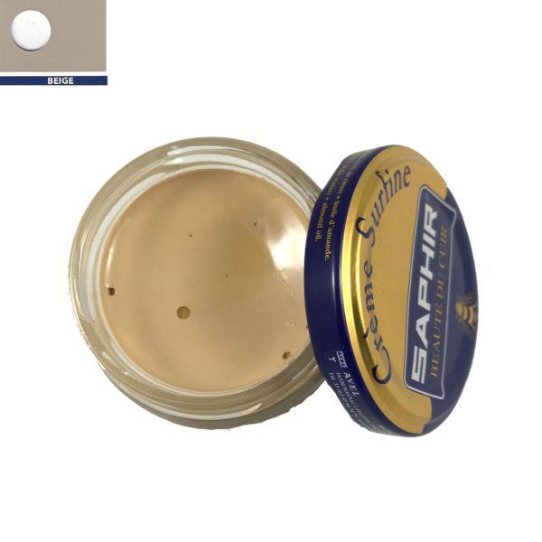 cirage saphir crème surfine beige