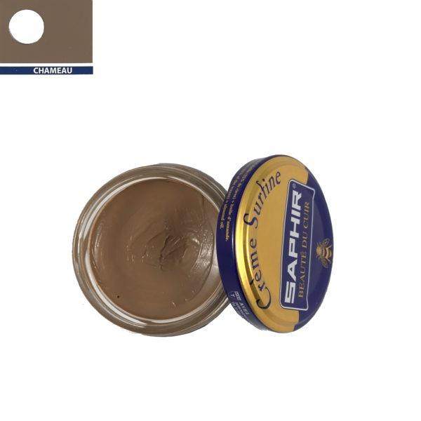 cirage saphir crème surfine chameau