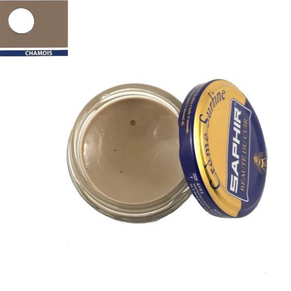 cirage saphir crème surfine chamois