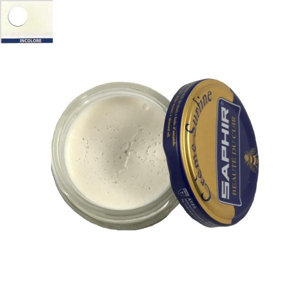 cirage saphir crème surfine incolore