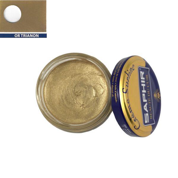 cirage saphir crème surfine or trianon