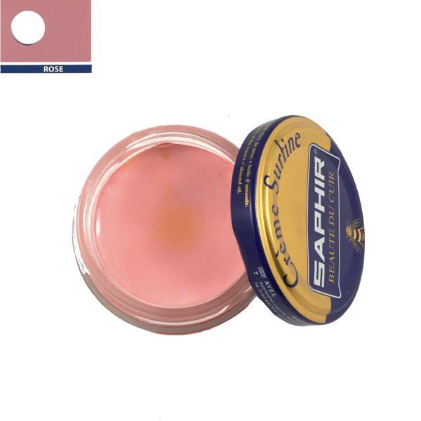 cirage saphir crème surfine rose