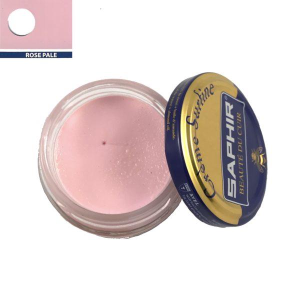cirage saphir crème surfine rose pâle