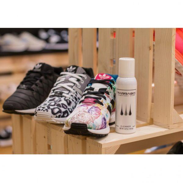 shampoing pour sneakers tarrago