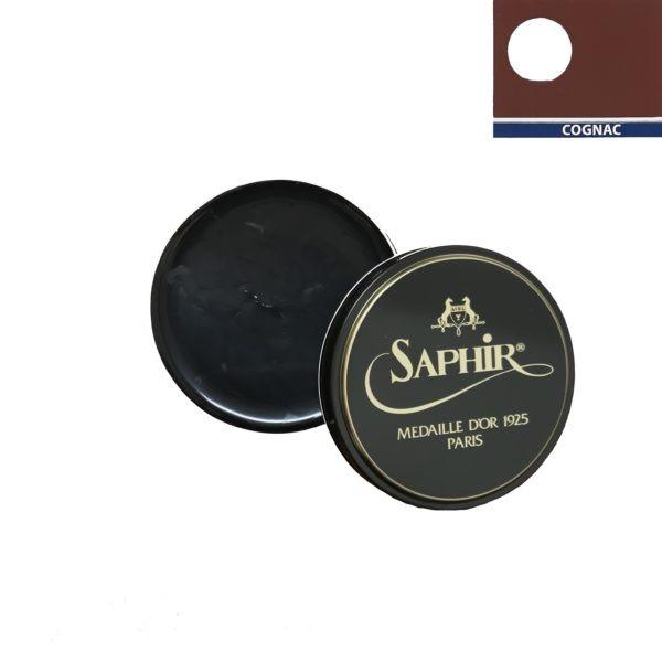 medaille d'or cirage pâte de luxe 100 ml cognac