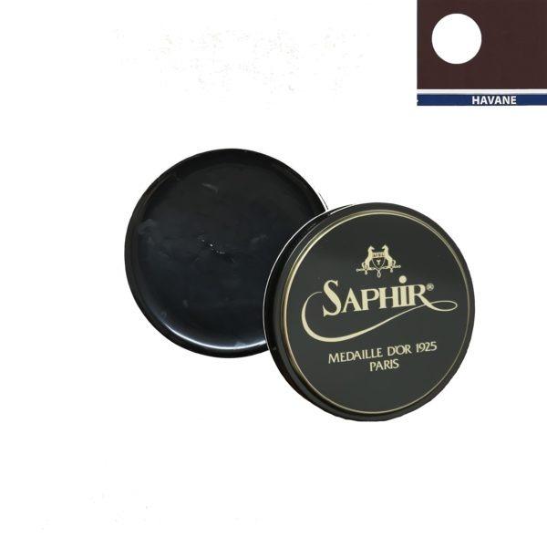 medaille d'or cirage pâte de luxe 100 ml havane 34
