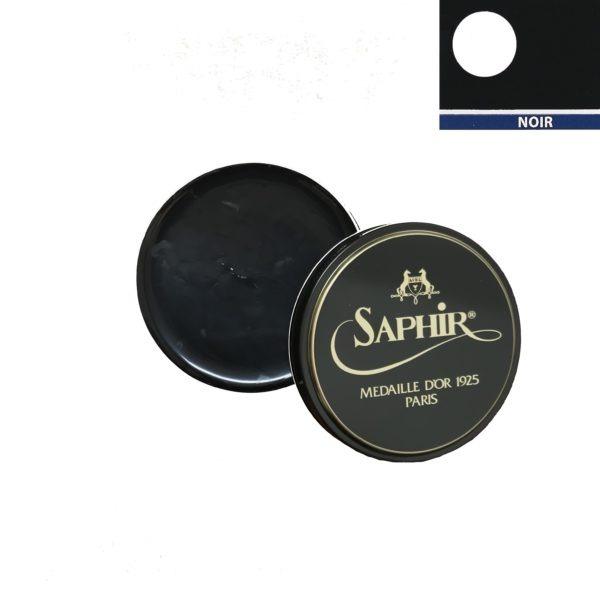 medaille d'or cirage pâte de luxe 100 ml noir