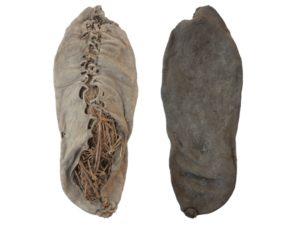 la plus vieille chaussures du monde