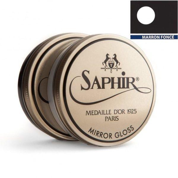 Mirror gloss Saphir Médaille d'or marron foncé 75 ml