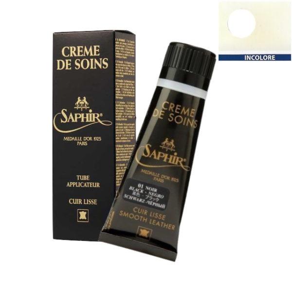 Crème de soins Saphir Médaille d'or incolore