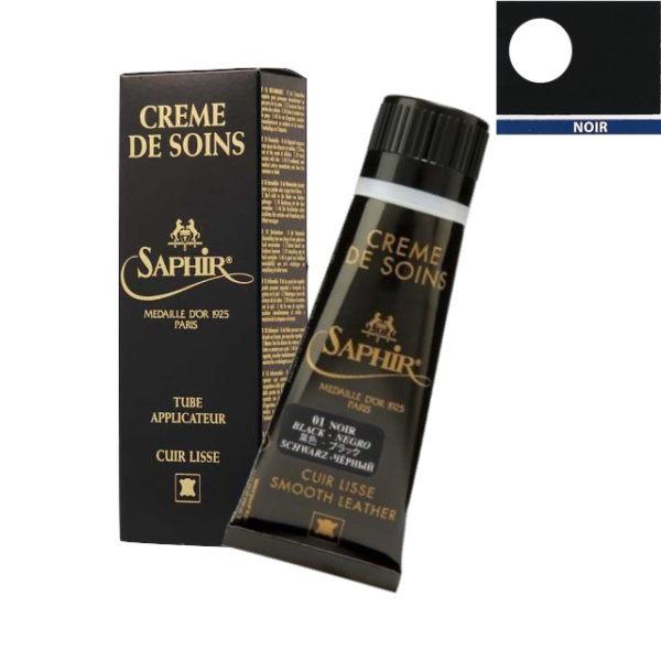 Crème de soins Saphir Médaille d'or noir
