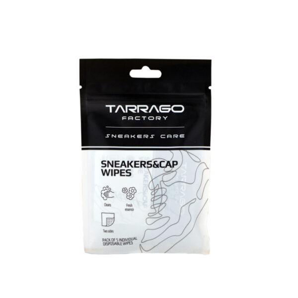 lingettes nettoyante pour sneakers Tarrago